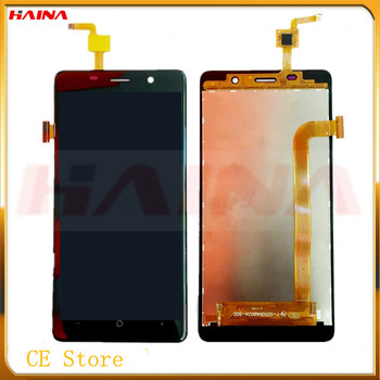 Black Display For Leagoo M5 LCD Display Screen Perfect Repair Parts With Touch Screen Digitizer Sensor Full Assembly Replacement image