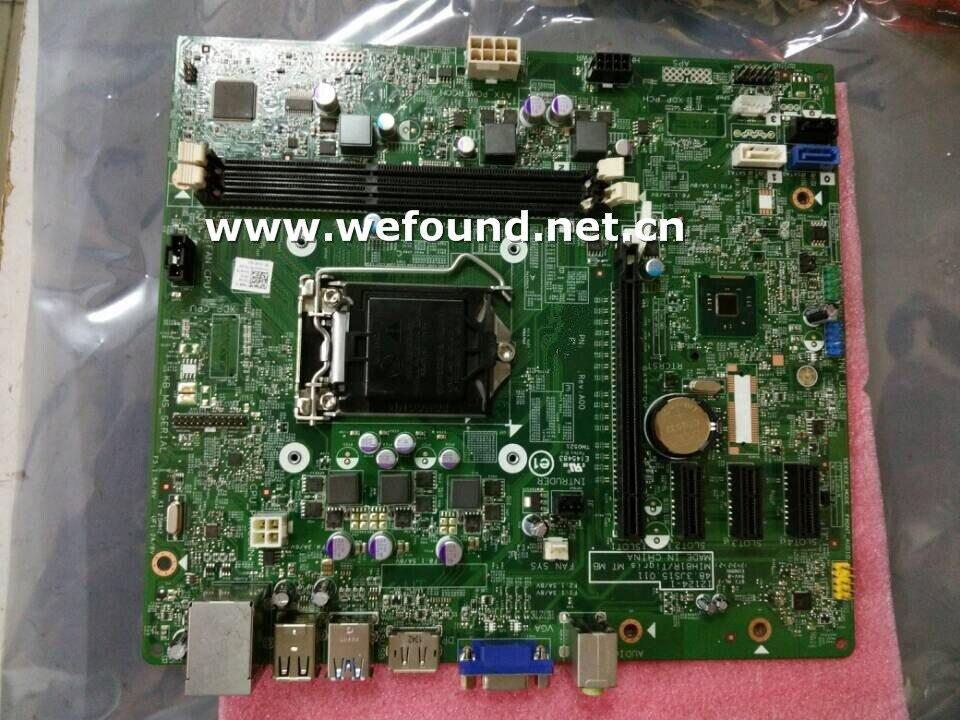 цена 100% working Desktop motherboard for 3020 MT Motherboard 40DDP MIH81R VHWTR System Board fully tested