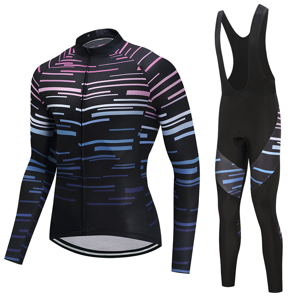 Cycling Jersey Set Men MTB Maillot Ropa Ciclismo Long Sleeve Bike Clothing Dry Bike Wear Sportswear with Gel PadCycling Jersey Set Men MTB Maillot Ropa Ciclismo Long Sleeve Bike Clothing Dry Bike Wear Sportswear with Gel Pad