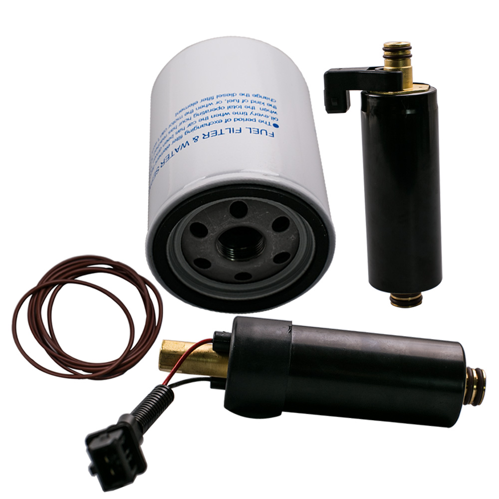 electric fuel pumps for volvo penta 3860210 21545138 w/filter 4 3 5 0 5 7  gxi-