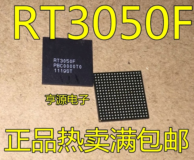 1pcs/lot RT3050 RT3050F New Imported Chip Wireless Router Card Hot Chip In Stock