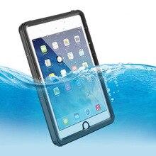 Легкий Водонепроницаемый Защитный чехол для iPhone Mini4 7,9 дюйма Открытый Подводные детали для iPad mini 4 противоударный снега доказательство крышка