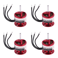 4pcs Lot Emax CF2822 1200KV Outrunner Brushless Motor For RC Aircraft Helicopter Airplane