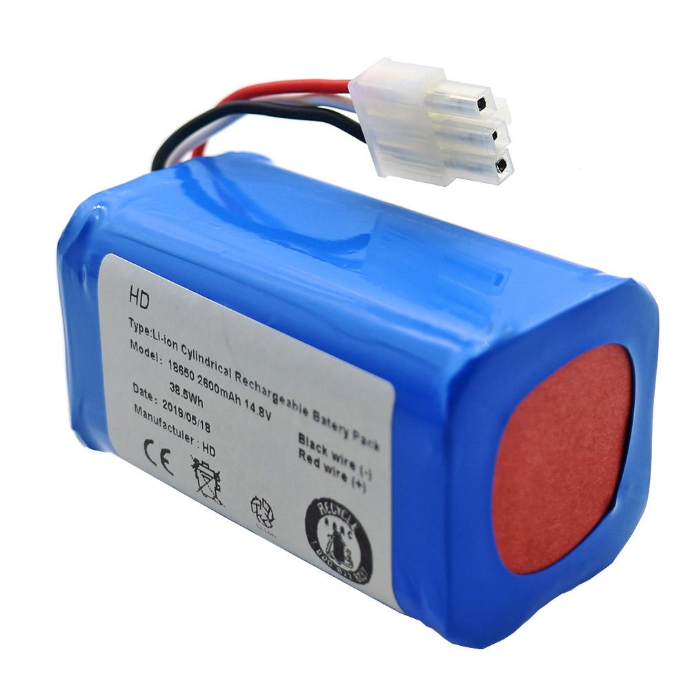 Battery For ICLEBO ARTE YCR-M05 POP YCR-M05-P Smart YCR-M04-1 Smart YCR-M05-10 YCR-M05-30 YCR-M05-50 Rechargeable