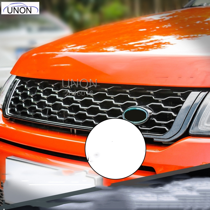 Car Auto Parts High Quality Tuning Front ABS Middle Grill Grille  For Land Rover Range Rover Evoque Vehicle 2013-2018 YearCar Auto Parts High Quality Tuning Front ABS Middle Grill Grille  For Land Rover Range Rover Evoque Vehicle 2013-2018 Year