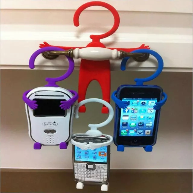 30ffc1587f9 Multifunctional purpose Amazing mobile phone bracket desktop phone stand  Hanging cell phone support For iphone For samsung