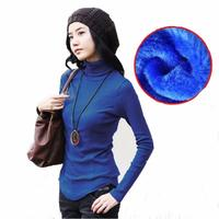 Free Shipping 2013 Spring New Arrival Plus Size Clothing Loose Long Design Long Sleeve T Shirt