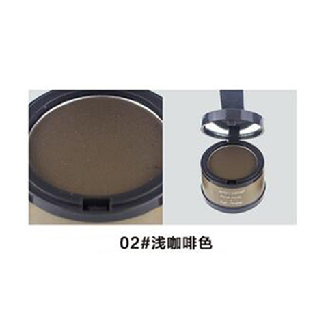 4 Color Hair Fluffy Powder Instantly Black Root Cover Up Natural Instant Hair Line Shadow Powder Hair Concealer Coverag