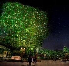 Ландшафт эльф rg травы последние рождественские декоративные лазерный проектор огни сад