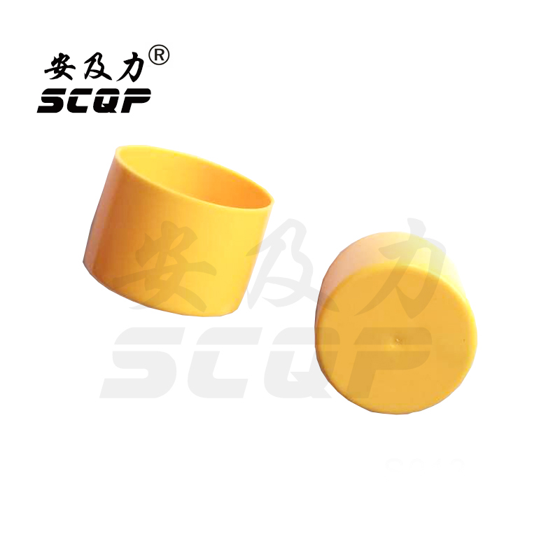 48-50MM Rebar Safety Caps Reinforced Steel Bar Standard Plastic Construction Protective Cap For Cable Wire Thread Cover Steel