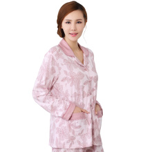 The new 2016 spring and summer selling long-sleeved pants cotton pajamas, elegant and luxurious shop for soft free shipping