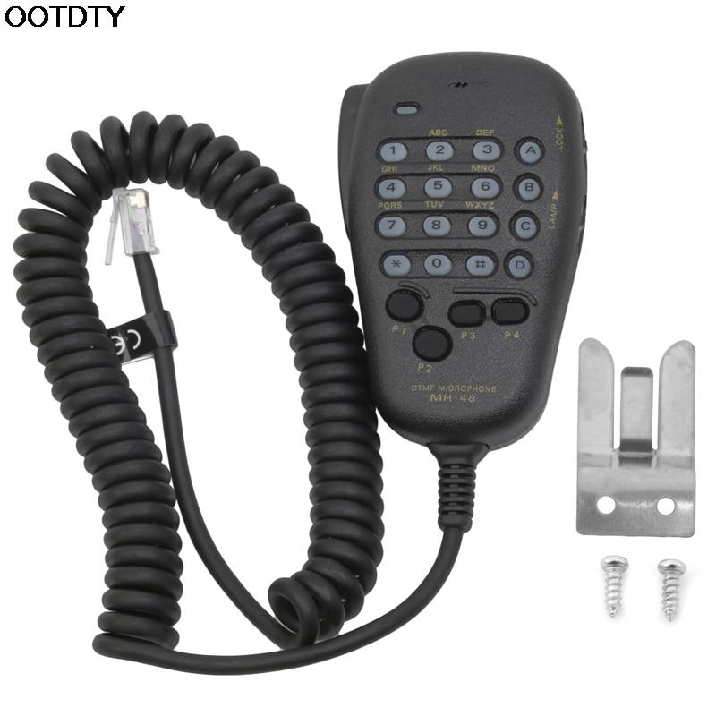 все цены на DTMF MH-48A6J Microphone Yaesu FT-7800R FT-8800R FT-8900R FT-7900R FT-7100M 1pc - L060 New hot онлайн