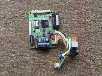 MAINBOARD FOR Epson TM-T88IV M129H include the port for cash drawer  printer