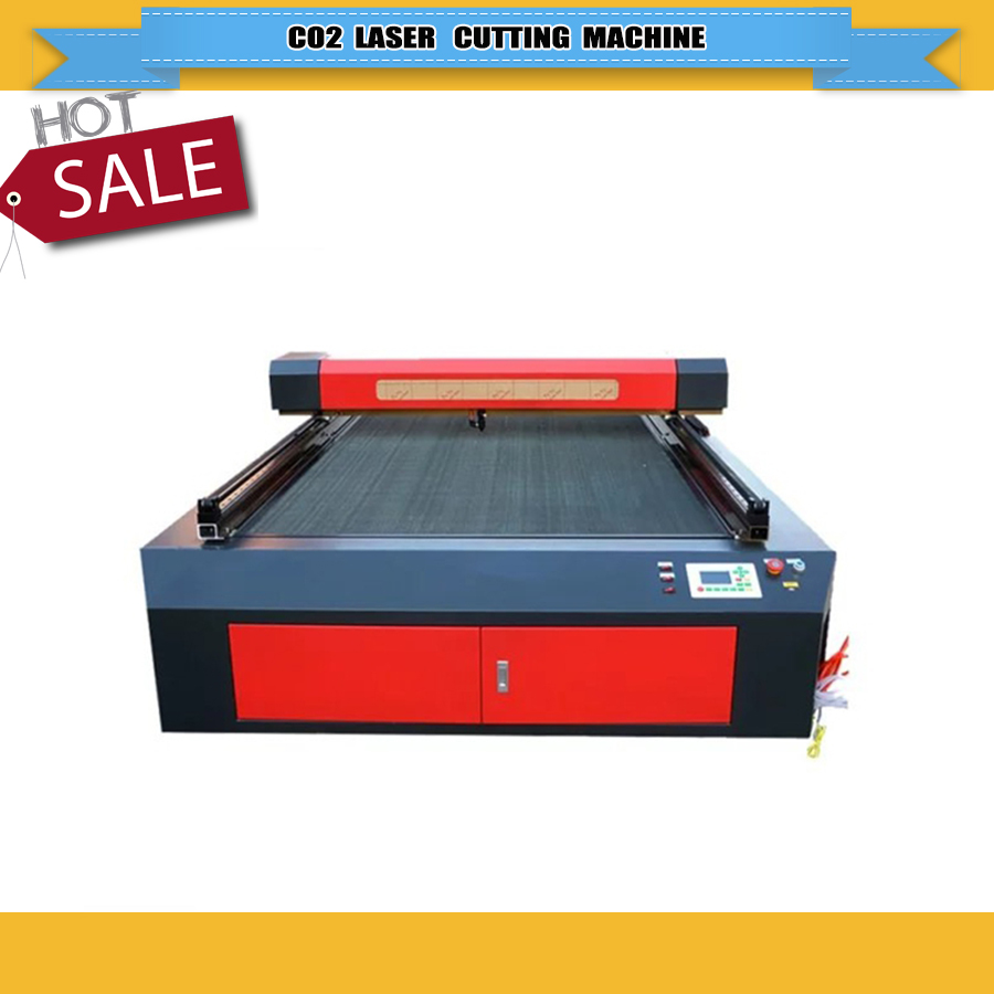 Factory Price 130W CNC CO2 Laser Engraver Cutting Machine Laser Cutter Machine TS1325with 1300*2500mm Working Size Area For Sale