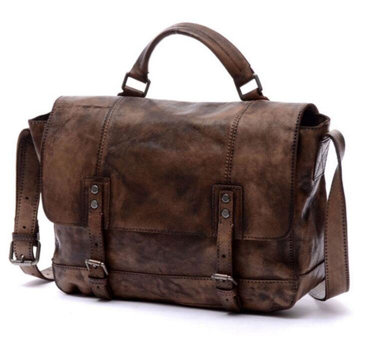 Popular Italian Leather Messenger Bag for Men-Buy Cheap Italian ...