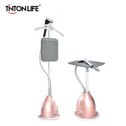 TINTON LIFE 2000 Вт отпариватель для одежды бытовой ручной гладильной машины 10 передач Регулируемый вертикальный плоский паровой утюг для одежды ...