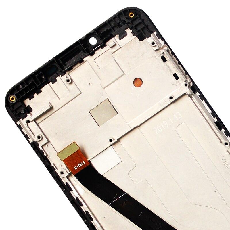 Image 5 - 5,93 дюймов CUBOT X19 ЖК дисплей + сенсорный экран дигитайзер + рамка в сборе 100% Оригинальный Новый ЖК + сенсорный дигитайзер для X19-in Экраны для мобильных телефонов from Мобильные телефоны и телекоммуникации on AliExpress
