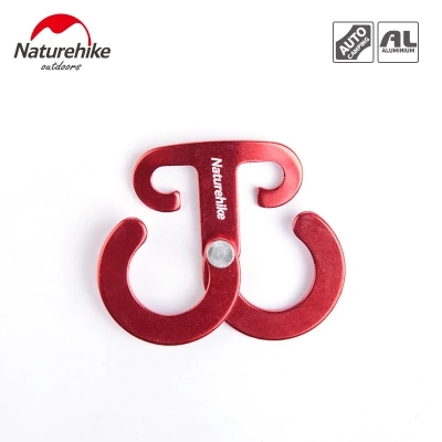 Naturehike C&ing Tent wind Rope Buckle Guy lines Quick Hang Buckle Aluminum Quickdraw  sc 1 st  AliExpress.com & Naturehike Camping Tent wind Rope Buckle Guy lines Quick Hang ...
