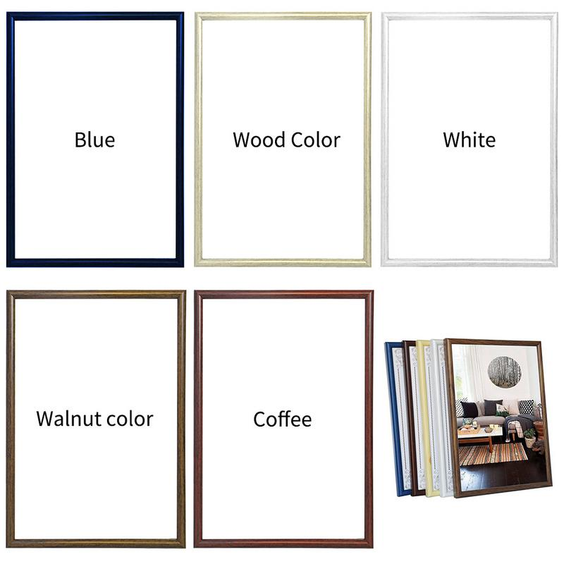 Photo-Frame Wall-Hanging Classic Wall-Certificate A4 For Reinforce