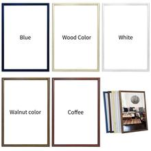 6c0e18aecbd Photo Frame Wall Art Classic Reinforce A4 Poster Frame For Wall Hanging  Photo Frame Wall