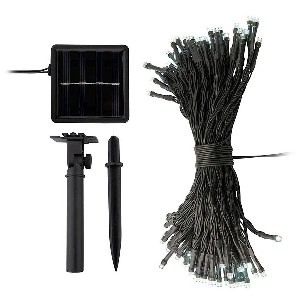 Glow Party Supplies Festive & Party Supplies Obliging 3pc/set Led Solar Lamps Led String Fairy Lights Garland Christmas Solar Lights For Wedding Garden Party Decoration Outdoor