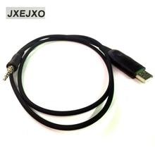 JXEJXO USB プログラミングケーブル VX 6R 7R yaesu & VERTEX ラジオ新ブラック