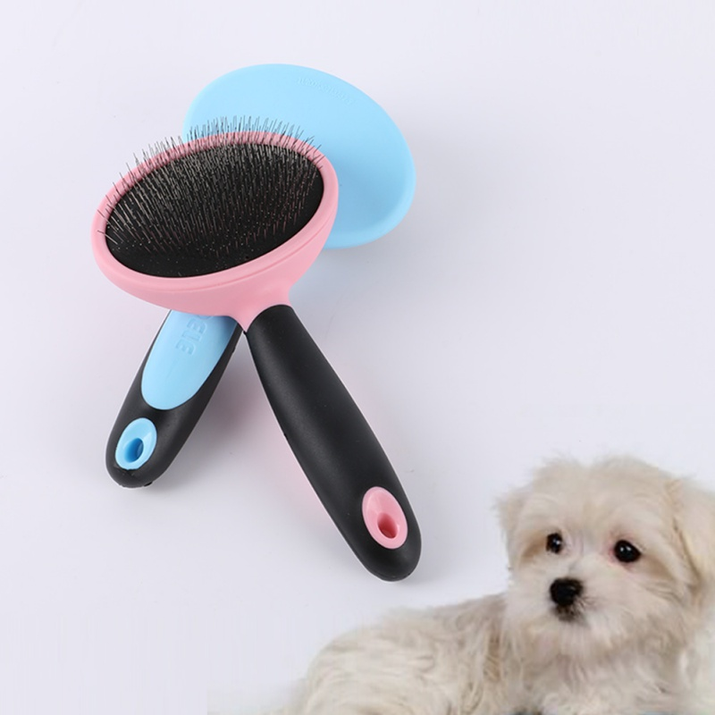 Pet Dog Cat Hair Fur Shedding Cleaning Trimmer Flea Comb Brush Slicker Rake Pet Hair Comb