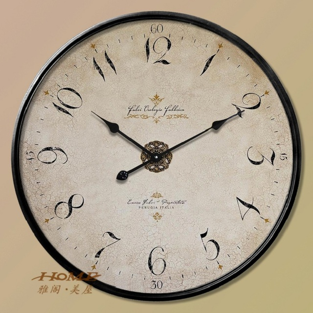 60 Cm Horloge Murale Saat Horloge Reloj Duvar Saati Horloge Murale