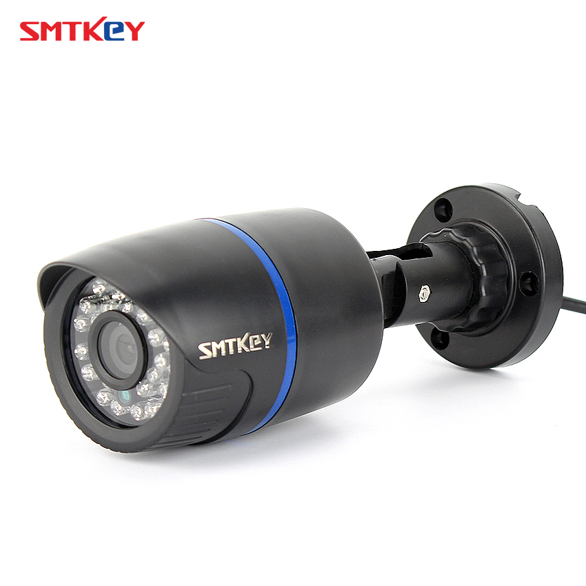 SMTKEY AHD High Definition Surveillance Camera 2000TVL 1.0MP 720P AHD CCTV Camera Security Outdoor