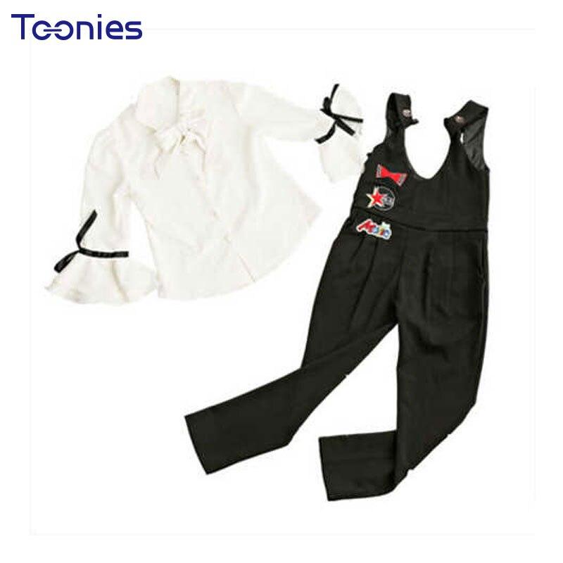 Children Clothing Sets 2018 Spring Autumn Girl Pants Suits Long Sleeves Child Sportswear Princess Girl School Uniform Suit 2pcs