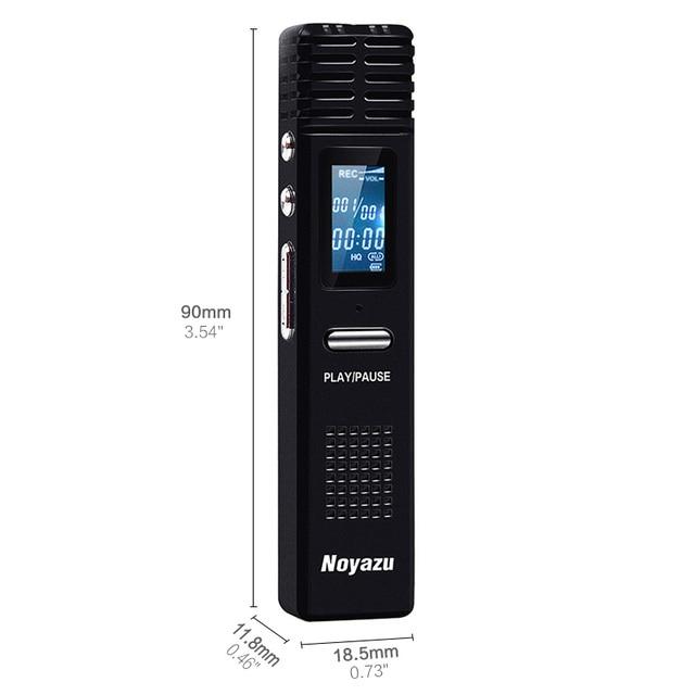 Original X1 Digital Audio Voice Recorder 2
