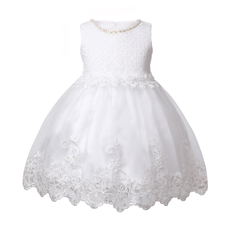 outlet entire collection low cost US $17.55 50% OFF|Crystal Bead Sequins Formal Occassion Girls Dress For  Kids Retail Boutiques Soft Tulle High End O Neck Prom Communion Dresses-in  ...