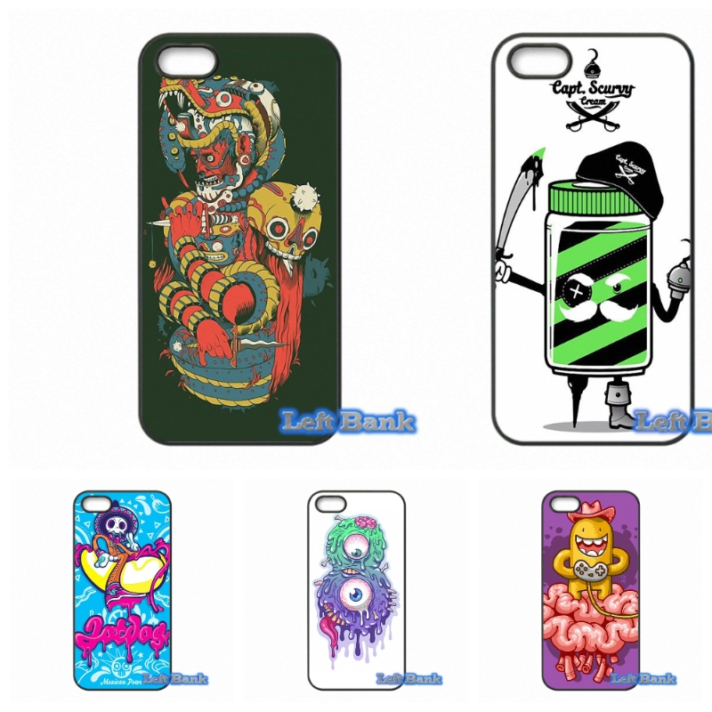 Sticker bomb Grafiti Logo Phone Cases Cover For Apple iPhone 4 4S 5 5S 5C SE 6 6S 7 Plus 4.7 5.5 iPod Touch 4 5 6