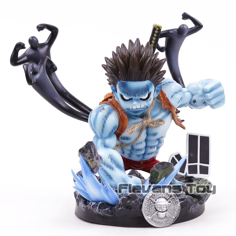 Anime One Piece GK Incubus Luffy Gear Fourth Monkey D Luffy PVC Figure Collectible Model Toy anime one piece portrait of pirates pop 2 0 monkey d luffy sailing again pvc action figure collectible model kids toys doll 24cm