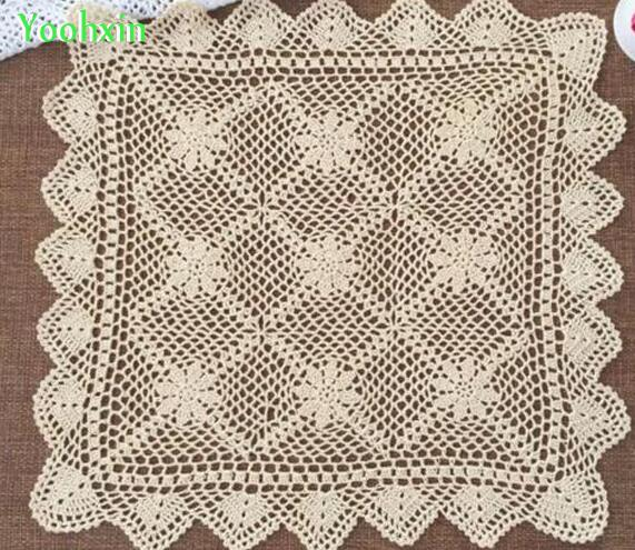 Square Tablecloths Lace
