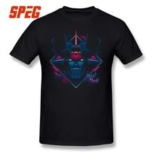 Mazinger Z Printing T Shirt Rocket Punch Anime Basic T-Shirt Adult Cotton Short Sleeve Tee Shirts 100% Cotton Teenage Plus Size