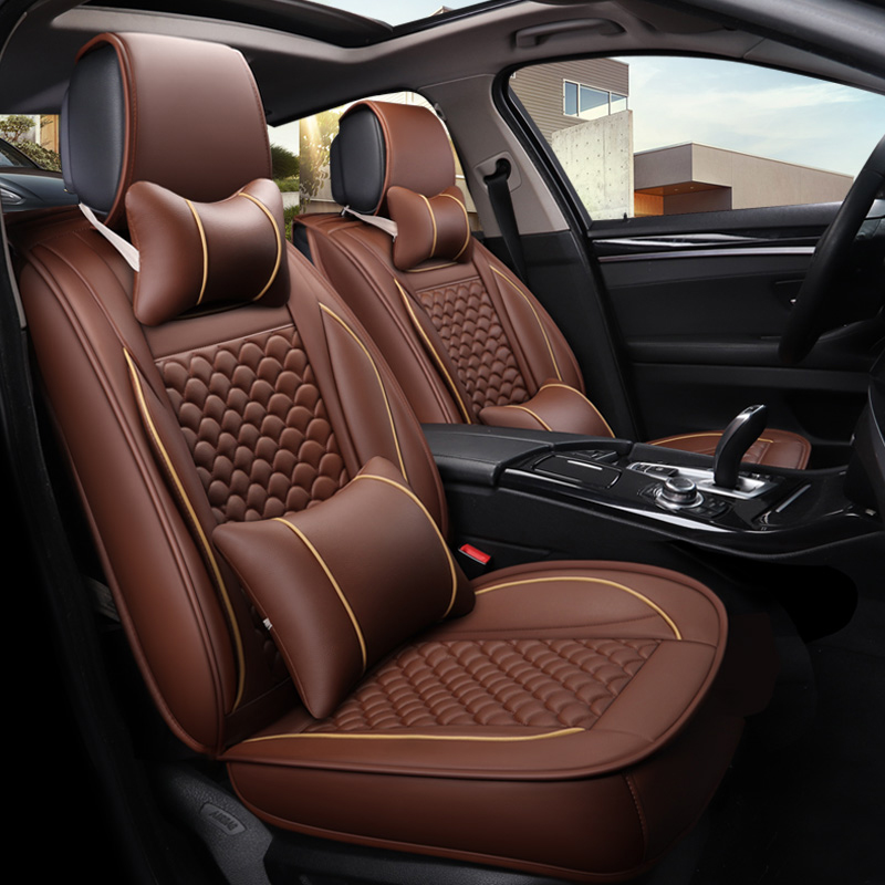 13pcs luxury breathable leather car seat covers durable universal13pcs luxury breathable leather car seat covers durable universal car seat cover sets four season car accessories
