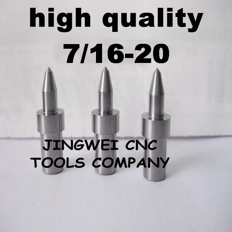 high quality Tungsten carbide flow drill America system UNF 7/16-20 (10.4mm) round type, form drill bit for stainless steel american system solid carbide form drill npt 1 16 27standard round carbide flow drill bit