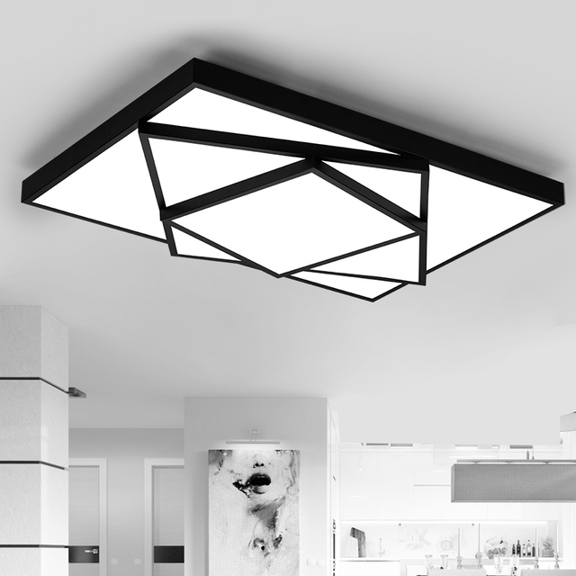 Moderne büro beleuchtung led decken atmosphäre beleuchtung ...