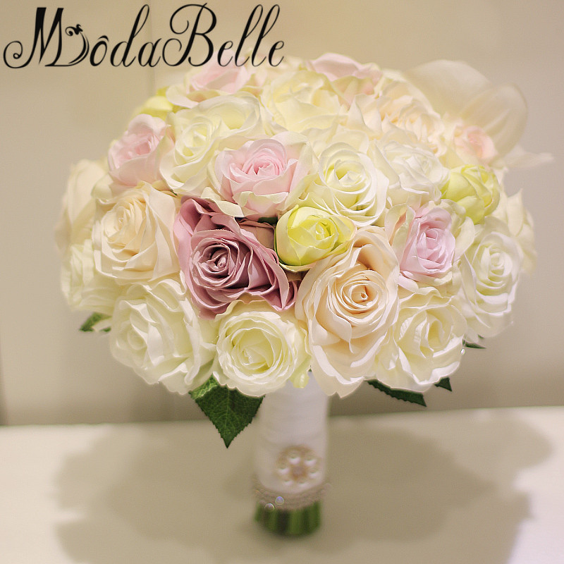 Yellow Wedding Flowers Online : Buy wholesale bridal bouquets yellow from china