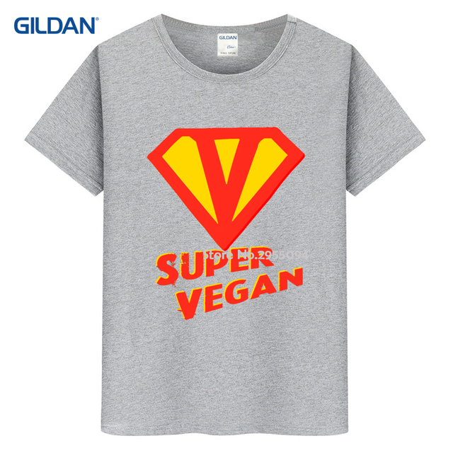 SUPER VEGAN men's t-shirt
