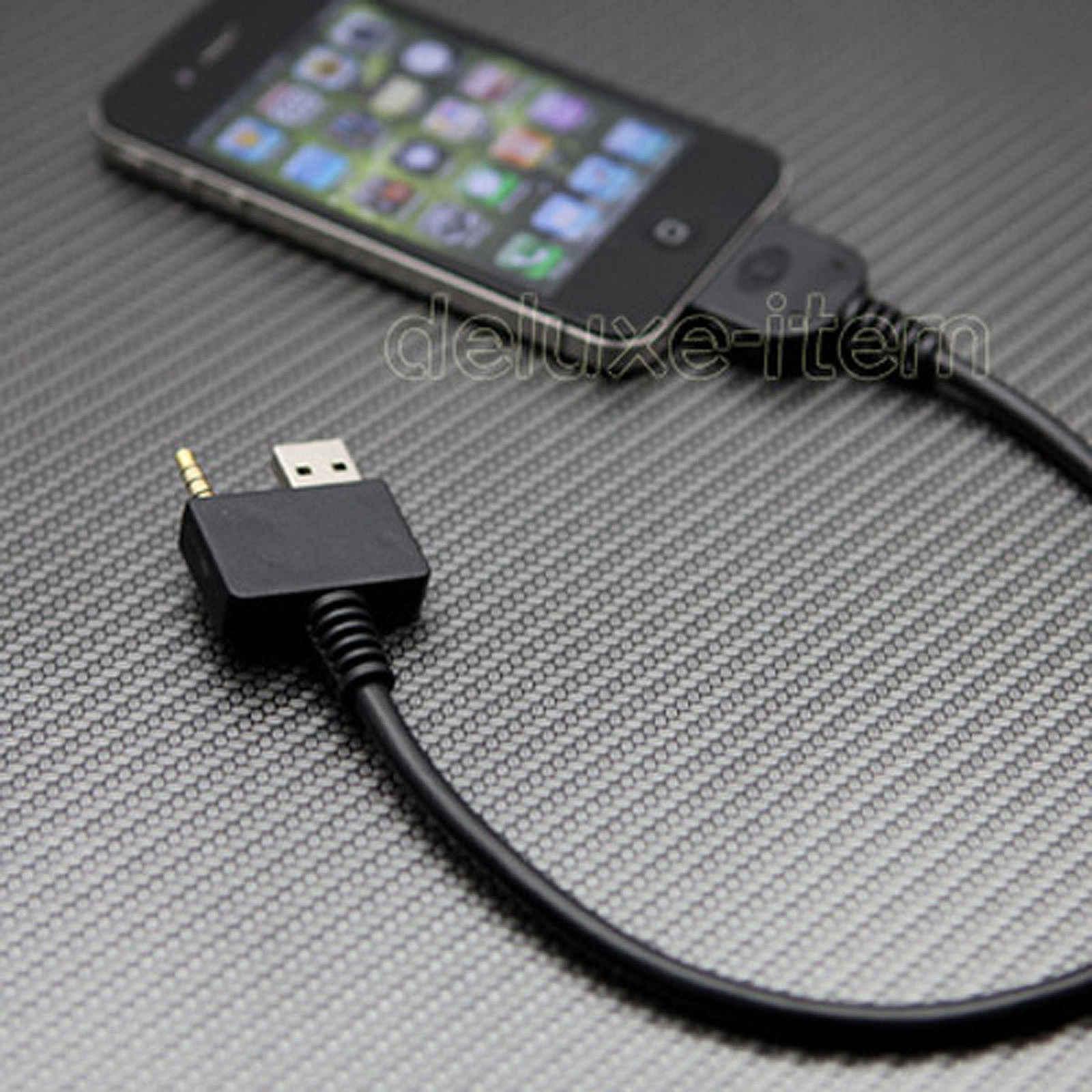 96 125-1H500 Cavo di collegamento USB per i modelli di iPod//iPhone adatto a Hyundai e Kia