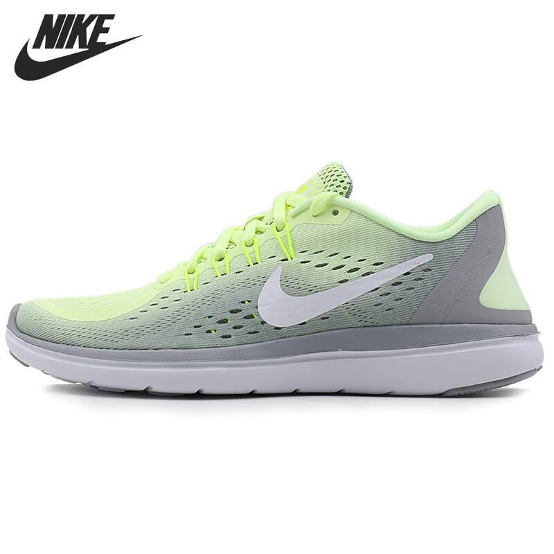 Original New Arrival 2017 NIKE FLEX RN Women's Running Shoes Sneakers original new arrival nike free rn flyknit r women s running shoes sneakers