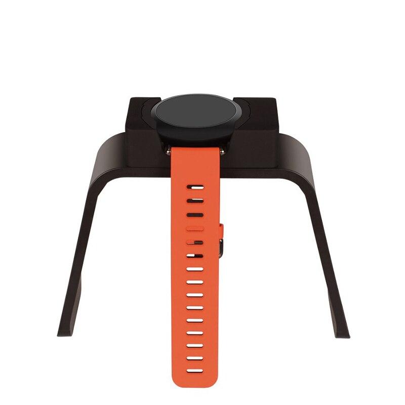 Dock Charger for Huami Amazfit Sports Watch charging base desktop Vertical charger black