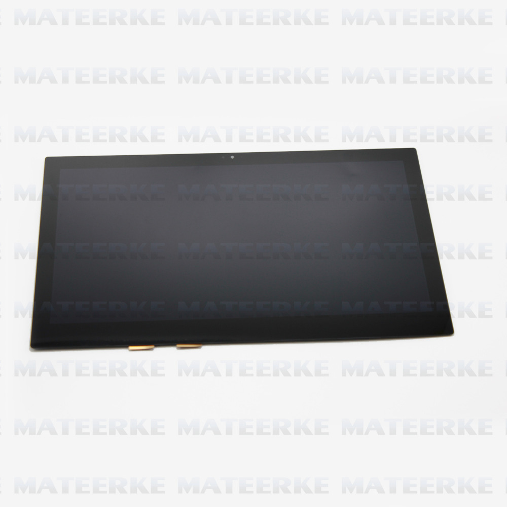 13.3'' LCD Touch Laptop Assembly Screen For Dell inspiron 13 7347 7348 P57G 1080P free shipping b156xtk01 0 n156bgn e41 laptop lcd screen panel touch displayfor dell inspiron 15 5558 vostro 15 3558 jj45k