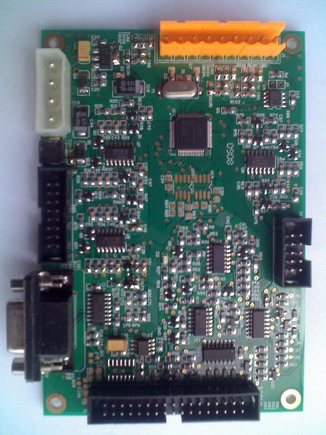 For Acquisition card v241 of master board controller and control board of automobile driving simulator