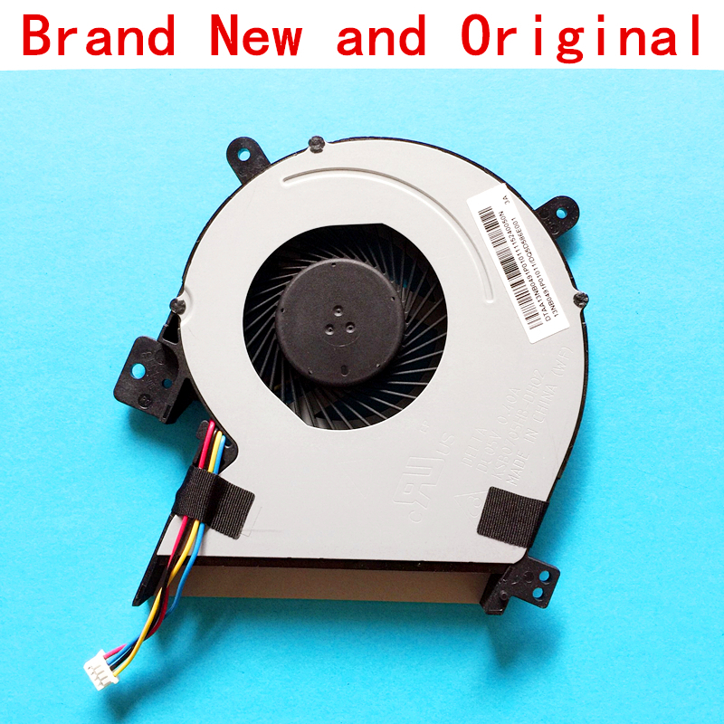 For Asus A501L K501U V505L K501LB K501 K501LB5200 Laptop CPU Cooling Fan Cooler