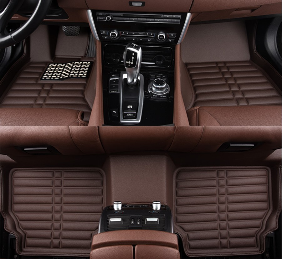 Car Floor Mats For Honda Accord 2014.2015 Foot Mat Step Mats High Quality Brand New Waterproof,convenient,Clean Mats for chevrolet trax 2014 2015 2016 2017 car floor mats foot mat step mats high quality brand new waterproof convenient clean mats