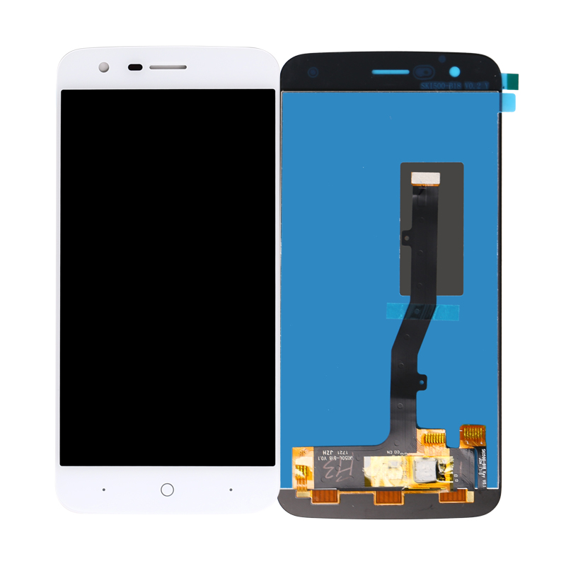 Image 2 - for ZTE blade V8C LCD assembly display digital display screen flat screen mobile phone accessories high quality + free tool-in Mobile Phone LCD Screens from Cellphones & Telecommunications