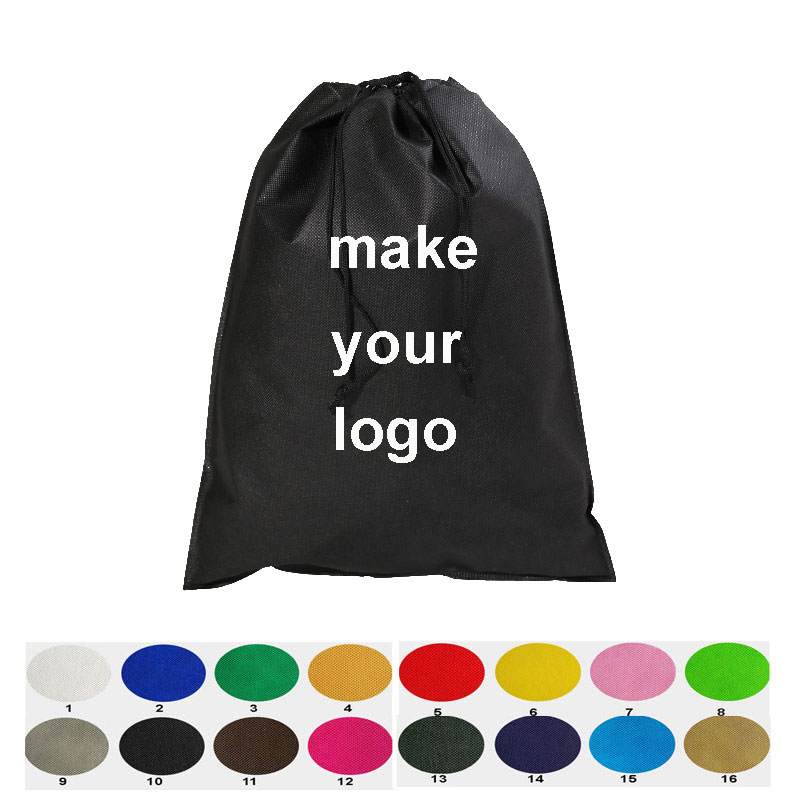 factory price custom bag custom printed bag drawstring bag logo printing custom logo make your sizes